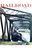 Railroad Magazine : Vol 91 No 4 : August 1972