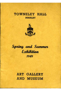 Towneley Hall Burnley : Spring and Summer Exhibition 1949