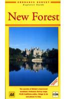 New Forest : Ordnance Survey Explorer Guide