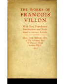 The Works of Francois Villon