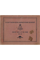 51st Battalion Royal Warwickshire Regiment : British Army of the Rhine 1919-20