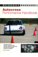 Autocross Performance Handbook (Motorbooks Workshop)