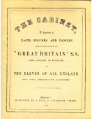 The Cabinet. A Repository of Facts, Figures and Fancies Relating to the Voyage of the