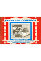 Americana Cookbook : A Unique Collection of Recipes & Folklore Paintings