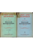 Men and Memories : 1872-1900 & 1900-1922  Volumes I and II (Two Volme Set)
