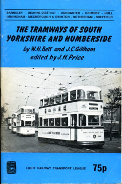The Tramways of South Yorkshire and Humberside