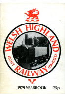 The Welsh Highland Railway 1979 Yearbook