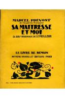 Sa Maitresse et Moi : 34 Bois Originaux de Le Meilleur. (Le Livre de Demain No. 61)