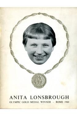 Anita Lonsbrough : Olympic Gold Medal Winner - Rome 1960