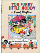 You Funny Little Noddy!  Book No 10