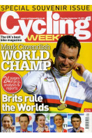 Cycling Weekly -September 29, 2001 (Special Souvenir Issue  - Cavendish World Champ)