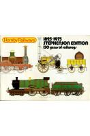 Hornby Railways 1825-1975 Stephenson Edition, 150 years of Railways