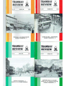 Tramway Review Vol 20 - 1994 - 4 Issues (spring, summer, autumn, winter)