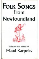Folk Songs from Newfoundland