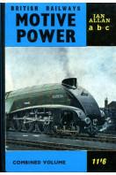 British Rail Motive Power Combined Volume 1963