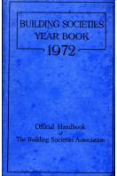 Building Societies Year Book 1972