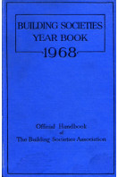 Building Societies Year Book 1968