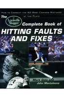 The 'Louisville Slugger' Complete Book of Hitting Faults and Fixes: How to Detect and Correct the 50 Most Common Mistakes at the Plate