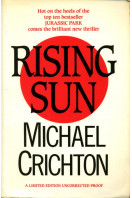 Rising Sun (Uncorrected Proof Limited Edition 68/500)