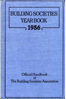 Building Societies Year Book 1986