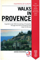 Walks in Provence (Footpaths of Europe)