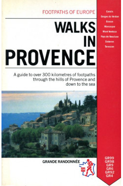 Walks in Provence (Footpaths of Europe)