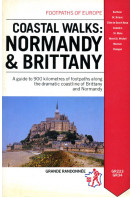Coastal Walks : Normandy & Brittany (Footpaths of Europe)