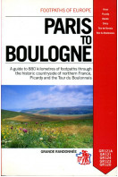Paris to Boulogne (Footpaths of Europe)
