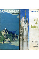 French Travel (12 Brochures)