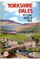 Yorkshire Dales Official Guide & Map