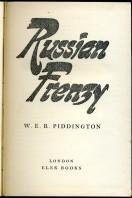 Russian Frenzy