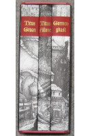 Gormenghast, Titus Alone, Titus Groan (3 Volume Set in Slipcase)