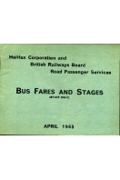 Bus Fares and Stages (1965)