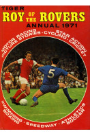 Tiger Roy of the Rovers Annual 1971