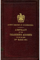 County Borough of Huddersfield : Abstract of the Accunts : Abstract of the Accunts 1910