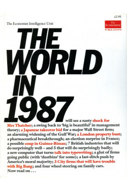 The World in 1987