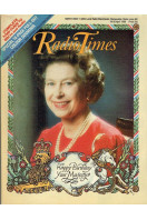 Radio Times : Souvenir Issue : 19-25 April 1986