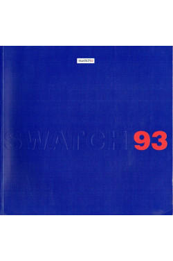 Swatch 93 Yearbook