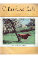 Cheshire Life and Border Counties Magazine  : April 1950