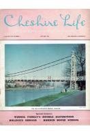 Cheshire Life and Border Counties Magazine  : January 1956