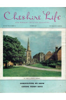 Cheshire Life and Border Counties Magazine  : October 1957