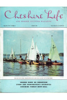Cheshire Life and Border Counties Magazine  : March 1958