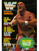 WWF OFFICIAL ANNUAL. (1992)