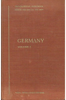 Germany Volume I : Physical Geography (B.R 529 Restricted)
