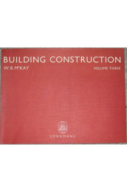 Building Construction Volume Three