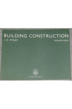 Building Construction Volume Four