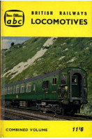 British Railways Locomotives Combined Volume Parts 1-7 : Winter 1962/3