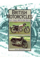 British Motorcycles of the 40's & 50's