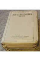 Bhagavad-Gita As It Is (Complete Edition Revised and Enlarged in Leatherette Zipcase)