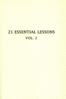 21 Essential Lessons, Vol. 2